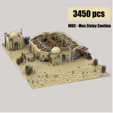 10024 THE MOS EISLEY CANTINA | SPACE