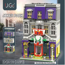 10181 THE CLOWN HOUSE | HOUSE