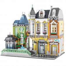 10190 THE T-O-Y STORE  AFOL SQUARE | HOUSE