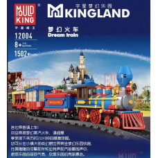 MOULD KING 12004 THE DREAM TRAIN | MOC
