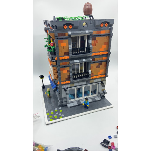 1227 THE MODULAR PATISSERIE| HOUSE |