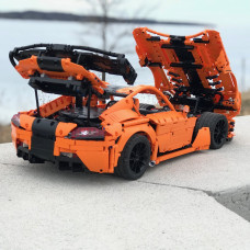 13655 MUTI-COLOR THE DODGE VIPER ACR |MOC