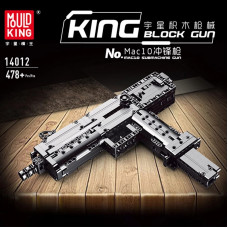 14012 MOULD KING THE SUBMACHINE GUN MA10 | ACG