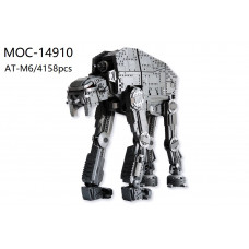 002 THE HEAVY ASSAULT WALKING PUPPET AT-M6 | SPACE