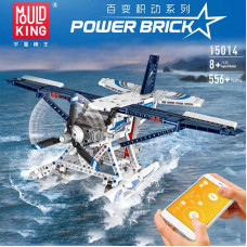 15014 THE MOULD KING THE FIRE-PLANE WITH RC APP | ACG