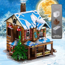 [In Stock] 16011 MK THE XMAS HOUSE WITH LED | HOUSE