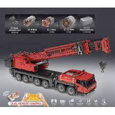 MOULD KING 17013 THE RED CRANE | MOC