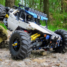 19517 The 4W RC BUGGY | MOC