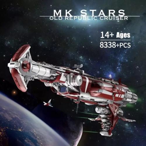 21002 MK THE REPUBLIC CRUISER | SPACE