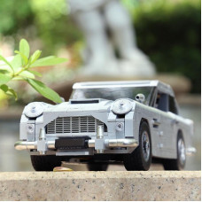 91023/21046 THE WHITE CLASSIC DB5 | SPORT CAR