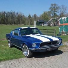 11293/91024/21047 THE CLASSIC BLUE CAR | SPORT CAR