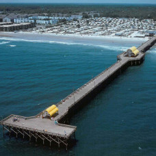 30101 THE OLD FISHING PIER/DOCK | HOUSE