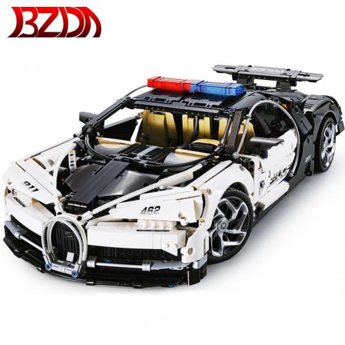 3388D THE POLICE RACING CAR | SPORT CAR