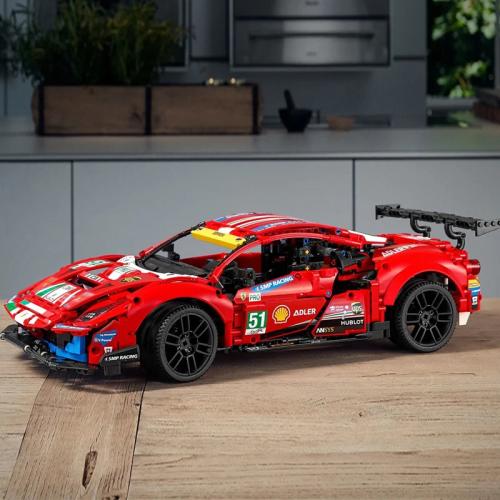 40031 THE RED SUPER CAR | SPORT CAR