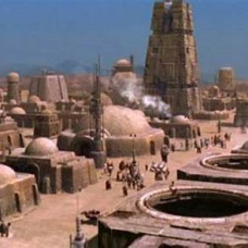 60016 THE CANTINA IN THE DESERT  MOS EISLEY 【limited stock】| SPACE