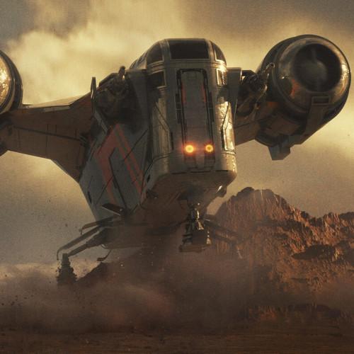 60017 THE RAZOR CREST | SPACE