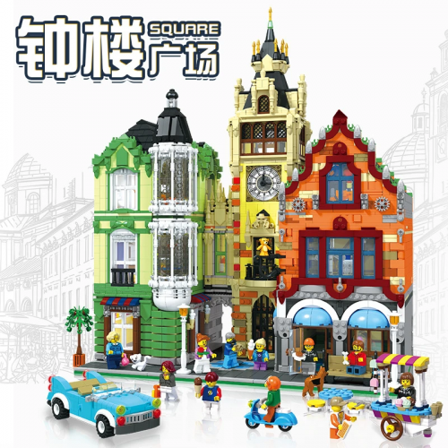 JIE STAR 89103 CLOCK TOWER SQUARE | HOUSE