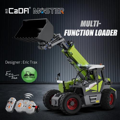 C61051 RC MULTI-FUNCTION LOADER | SPORT CAR