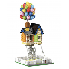 DK7025 Balloon Floating House | CREATIVE