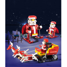 CADA 51034 THE SANTA CLAUS WITH SOUND AND LIGHT| CREATOR|
