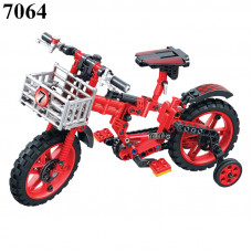Winner 7064 Red Bicycle | TECHINC|
