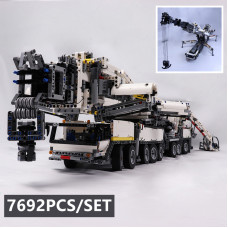 [In Stock]The Liebherr LTM11200  With RC | MOC