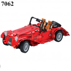 Winner 7062 Classic Cabriolet | TECHINC|