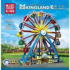 11006 MOULD KING THE FERRIS WHEEL | HOUSE