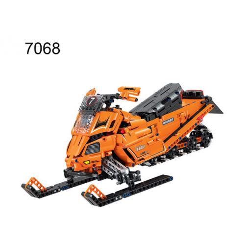 Winner 7068 Turbo Snowmobile  TECHINC 