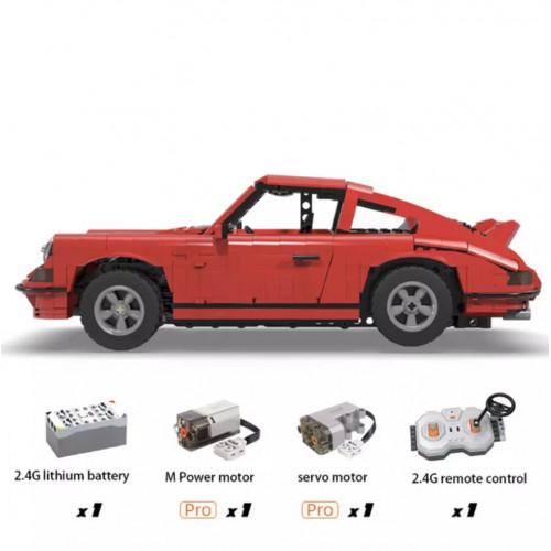 C61045 THE RED SUPER CAR 911   SPORT CAR