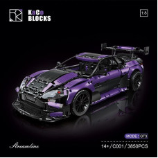 KAC0-C001 AM VANTAGE GT3 1:8| SPORT CAR